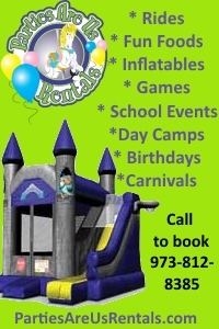 Parties are us Rentals Fun Family Fttractions in New Jersey