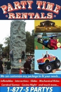 Party Time Rentals Tourist Attractions in NJ