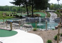 Pennington Golf Center miniature golf courses in Central NJ