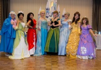 Perfect Princess Parties costume character companies for hire in New Jersey