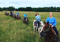 Pine Ridge Horseback Riding in NY