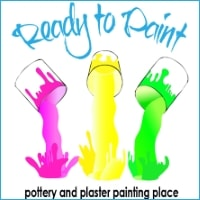 Ready to Paint Pottery Studios in Chatham, New Jersey
