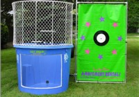 Real Amusements dunk tank rentals in NJ