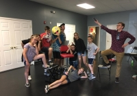 Recess Theatre Summer Camps for Kids in Mercer County New Jersey