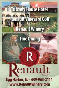 Renault Wineries Best Wineries in Egg Harbor City NJ