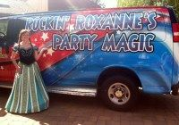Rockin Roxanne top NJ party entertainers