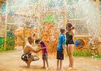 Sahara Sams Oasis winter getaways for kids in NJ