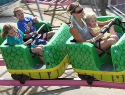 The Sea Serpent Kid-Friendly Roller Coasters in Keansburg NJ