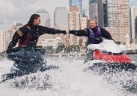 Sea The City Jet Ski Tours Corporate Team Building Activities in Jersey City, New Jersey
