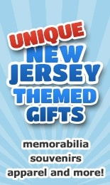 Shop Fun New Jersey Themed Gifts Face Painters in NJ