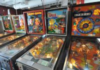 Silver Ball Museum Arcade Childrens Arcade Party Monmouth County NJ