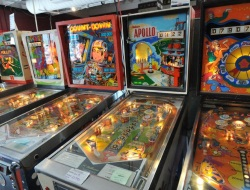 Silverball Museum Arcade Cool Things to do with Kids on the Asbury Park Boardwalk NJ