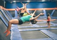Sky Zone of Ocean Township unique indoor kids attractions NJ