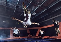 Sky Zone of Ocean Township Group Outing Activities in Central NJ