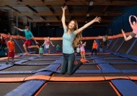 Sky Zone Indoor Trampoline Park Walk In Open Play Places, Southern NJ