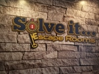 Solve It Escape Rooms Top Attraction in Sussex County NJ