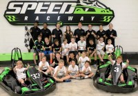 Speed Raceway indoor summer camp facility southern nj