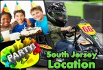 Speed Raceway indoor party places south jersey