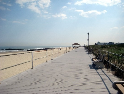 Spring Lake Monmouth County NJ Family Friendly Boardwalks