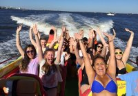 Stormin Shore Water Sports, LLC jet boat tours in southern nj