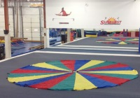 Sunburst Gymnastics gymnastics parties Union County NJ