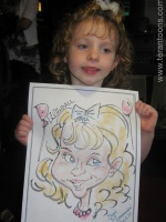 Teran Toons caricature artist entertainers in Central NJ