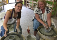 The Clay Pot New Jersey best rainy day activities