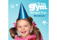 The Little Gym for toddler parties in Northeast NJ