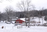 The RoseMary Inn quiet winter geatways in Warren County NJ