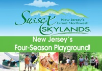 The Sussex Skylands outdoor adventures in Northern NJ