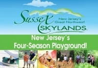 The Sussex Skylands Fall Getaways for Families in Northern NJ