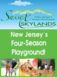 The Sussex Skylands kids day trip attractions in Northern NJ