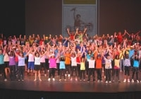 Theater Camp at Middlesex County College summer camps in Woodbridge NJ