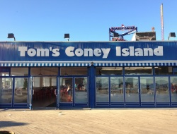 Toms Coney Island Best Brooklyn NY Diners on Coney Island