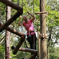Tree to Tree Adventure Park Best Outdoor Adventures in Cape May County New Jersey