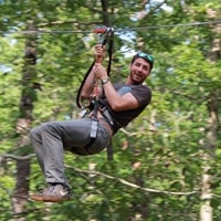 Tree to Tree Adventure Park Places to go Zip Lining in NJ
