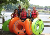 Twin Rivers Tubing day trips in Warren County NJ
