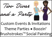 Two Divas and a Party event planning company in NJ