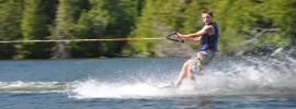 Places to go Water Skiing in NJ