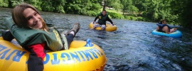 Water Tubing in NJ