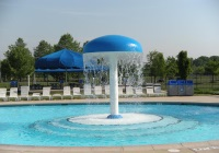 WaterWorks Aquatic Center Mercer County NJ aquatic centers for families