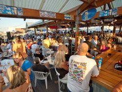 Wharfside Patio Bar Fun Places to go Near the Point Pleasant NJ Boardwalk