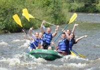 White Water Rafting Adventures in PA
