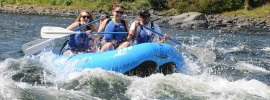 Cool White Water Rafting Adventures in NJ