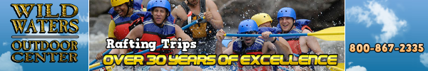 Wild Waters Outdoor Center Adventure Getaways in NJ