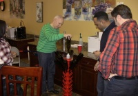 Your Own Winery corporate team building activities in Northern NJ