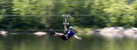 Ziplining in NJ