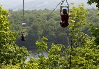 Mountain Creek Zip Tours unique guided tours in Northern NJ