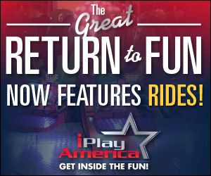 iPlay America Halloween Attractions in Central NJ