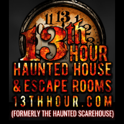 13th Hour Best Haunted Houses in New Jersey